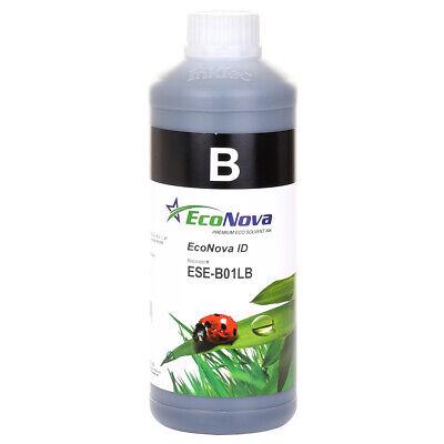 Compatible Bulk Eco Solvent Ink For Roland Eco Sol Max Black 1 Liter