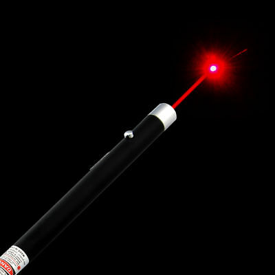 Hot Sale 10Miles 1mw 650nm Grade Visible Light Beam Red Laser Pointer Pen Ray