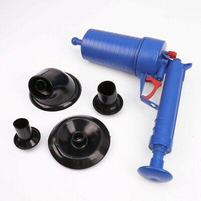 Sink Plunger (Luftpumpe Drain Blaster Sink Plunger Dusche Bad  Abflussrohr Rohr Rohrfrei)