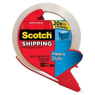 3M Packing Tape w/Disp Hvy-Dty 1.88