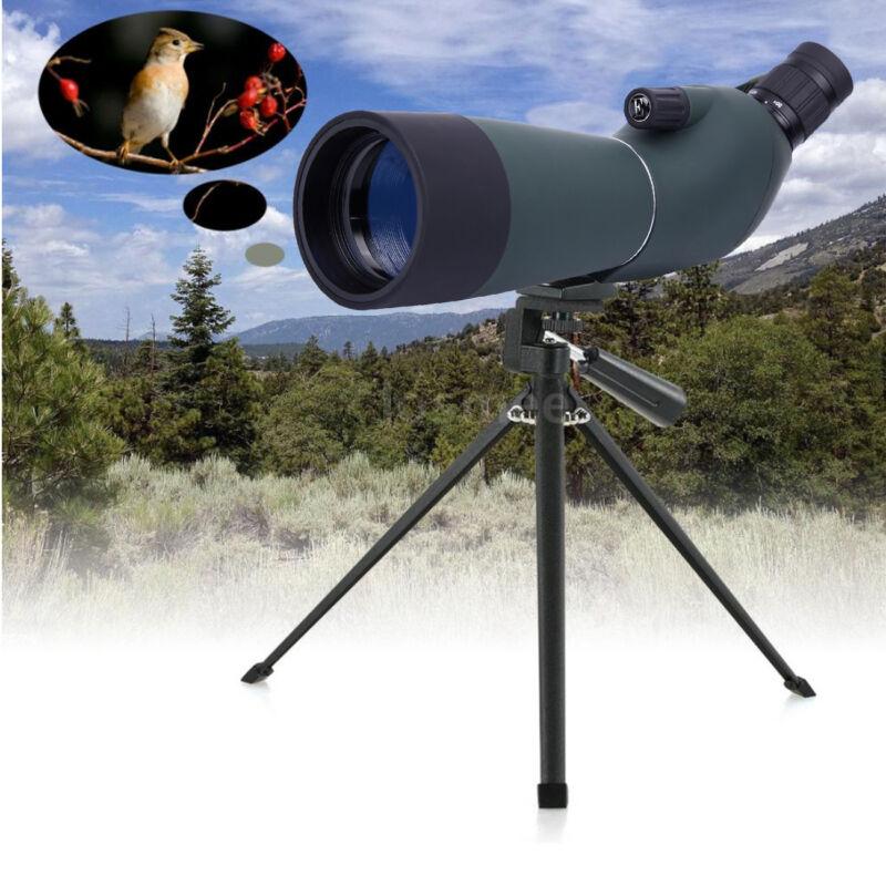 Spektiv 25-75X70 HD Nachtsicht Monokular Ferngläser Teleskop +Stativ +Tasche