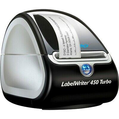 Dymo Labelwriter 450 Turbo Direct Thermal Printer - Monochrome - Label Print ...