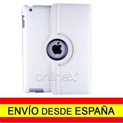 Funda Tela Rotatorio iPad 2, 3, 4, 10.1