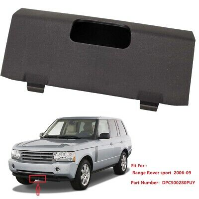 Car Rear Bumper Tow Towing Eye Hook Cover fits for Range Rover Sport 10-13 ABS