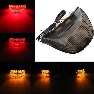 Smoke Brake Taillight LED Kit For Honda CBR600RR 2003-2006 CBR1000RR 2004-2007