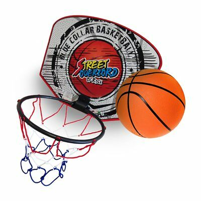 Twitfish® - Mini Canestro da Basket per uso Domestico - BasketBall Time (o4H)