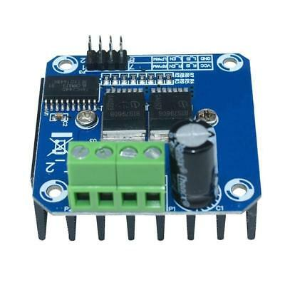 Double Bts7960b Dc 43a Stepper Motor Driver Pwm For Arduino Smart Car Accessory