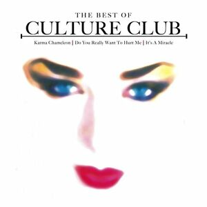 CULTURE CLUB THE BEST OF CD (GREATEST HITS) BOY GEORGE