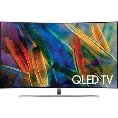 """Samsung Q7C QN55Q7CAMF 55"""" 2160p Curved Screen LED-LCD TV - (qn55q7camfxza/b)"""