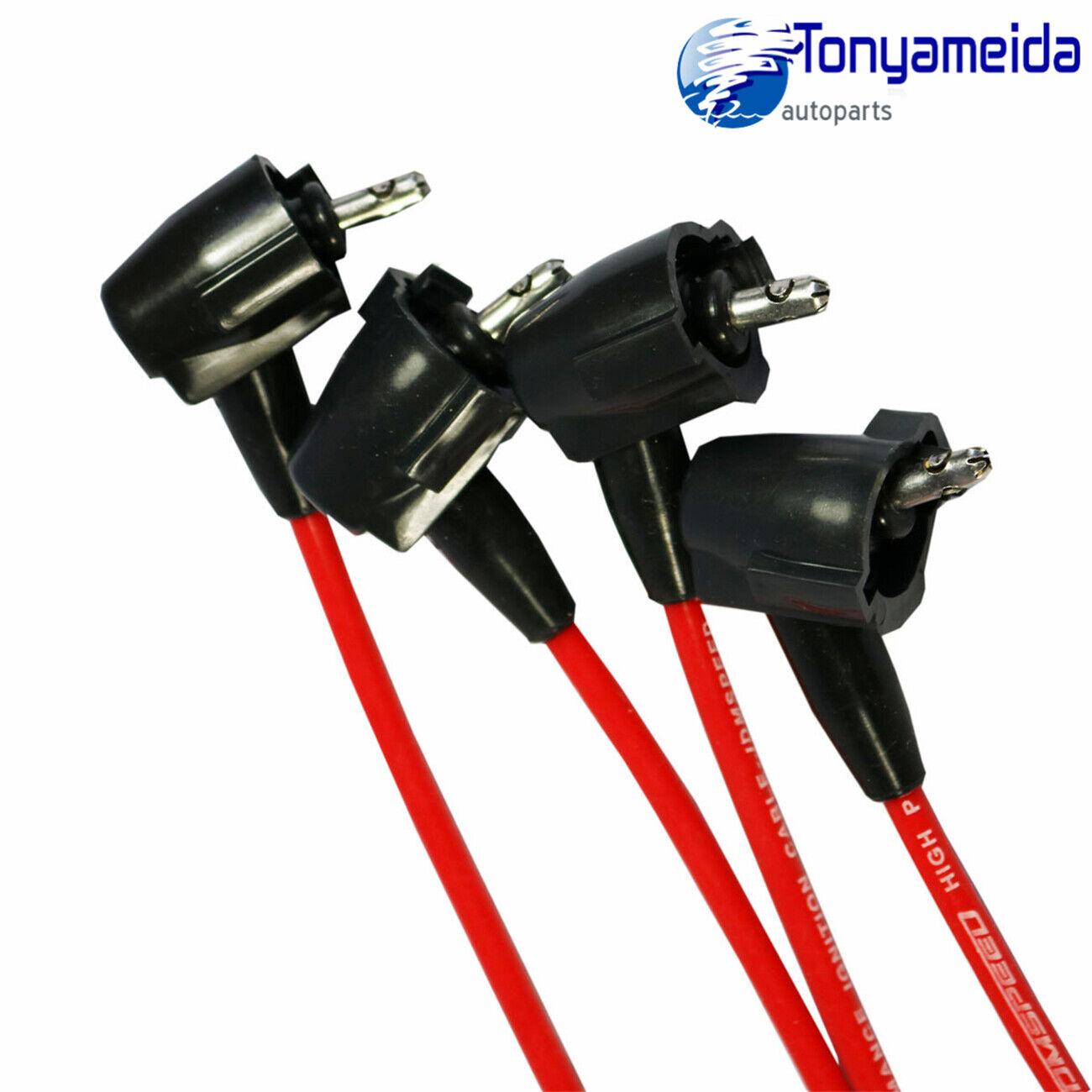 Spark Plug Wires 671-4168 For Geo Prizm Toyota Celica ...