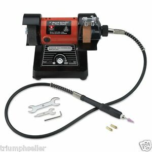 Mini Bench Grinder Ebay