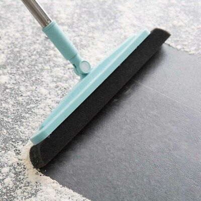 Adjustable Floor Dust Hair Sweeper Sponge Sweeping Broom Home Cleaning Tool Floor Cleaning Sweeper Tool