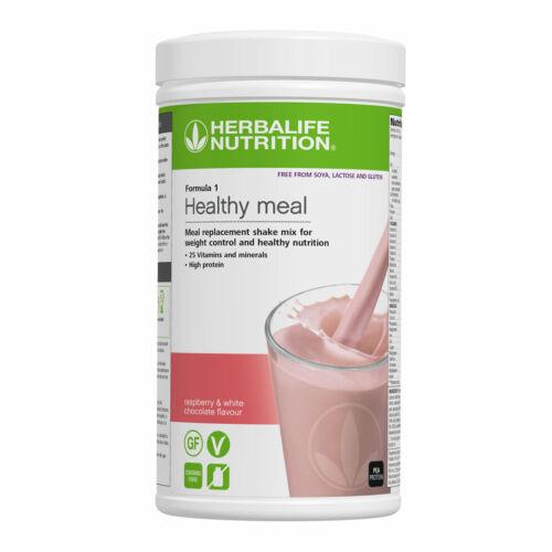 HERBALIFE, UK FORMULA 1, Protein Shake Meal, New Sealed, Various Flavors, 550G