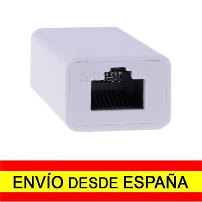 Adaptador Acoplador RJ45 para Cable de Red Ethernet Hembra a Hembra a0315