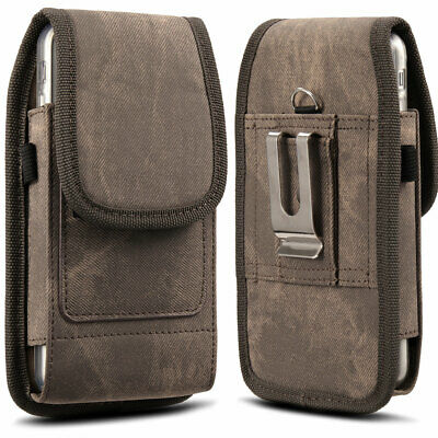 Luxmo Cell Phone Holster Belt Case with Loop for Apple iPhone Xs Max XR 7 8 -