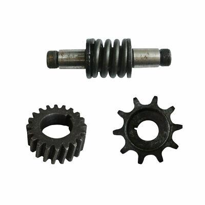 Clutch Drive Gear - Push Bike Gear&Clutch Shaft&Drive Sprocket Fors 66cc 80cc Motorized Bicycle