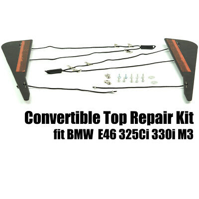 "For BMW Repair Kit Convertible Top""C""Column E46 325Ci 330Ci M3 98-06 54317135351"
