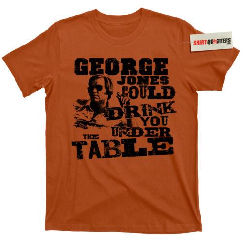 George Jones T Shirts For Sale