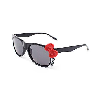 Schwarze Katze + Schleife Style Kinder-Kostüm Brillen Perfekt für - Perfekte Katze Kostüm