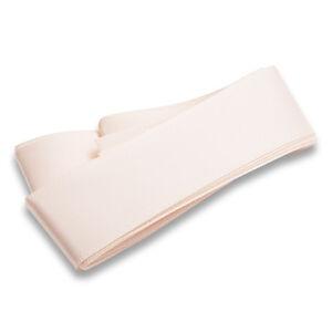 240cm Pale Pink Satin Ribbon For Dance Ballet Pointe Shoes By Katz Dancewear