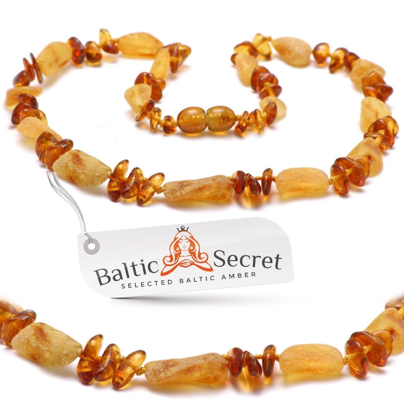 Roh Baltischer Bernsteinkette  !!!!