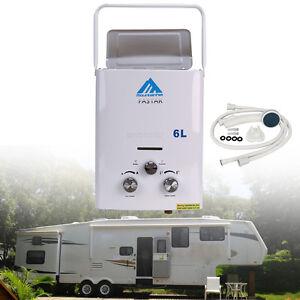 Portable Propane Water Heater | eBay