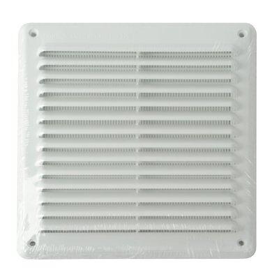 Griglia Di Ventilazione 20x20Cm In Plastica Per Aspirazione Aria Aerazione dfh