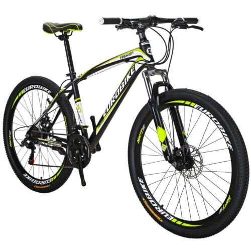 "Mountain Bike Front Suspension Shimano 21 Speed Mens Bikes MTB 27.5"" bicycle"