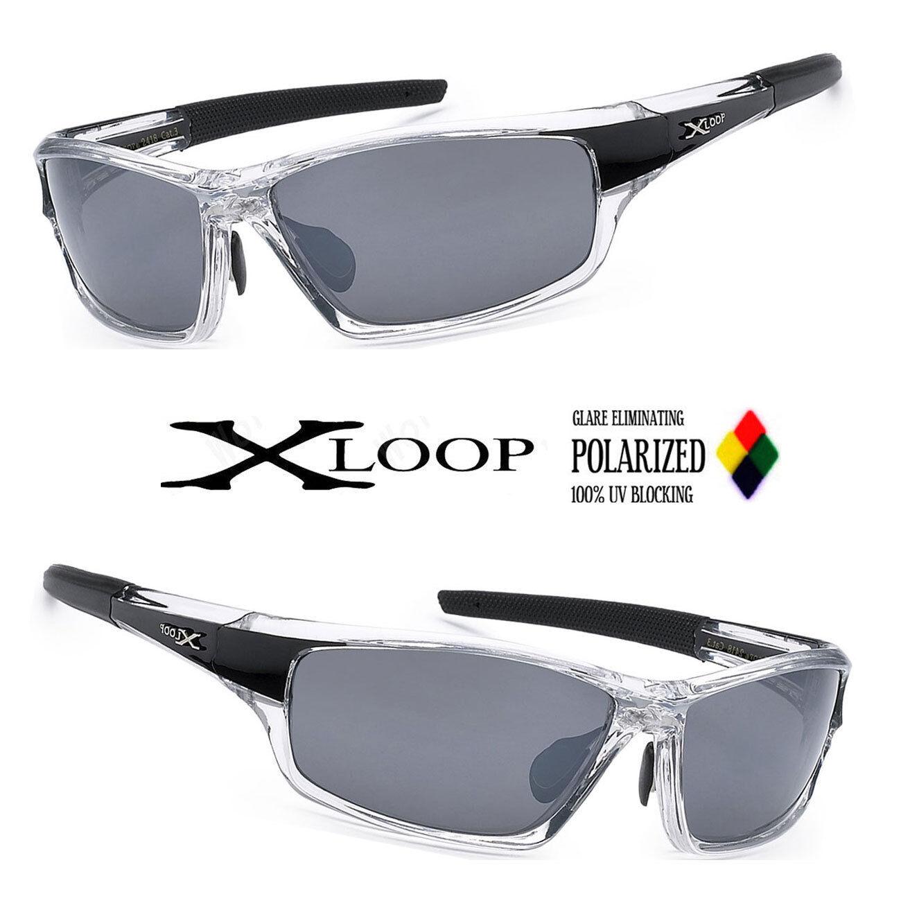 Polarisierend X-Loop Sport Angeln Surf Sonnenbrille Cool Billig Rabatt Wasser