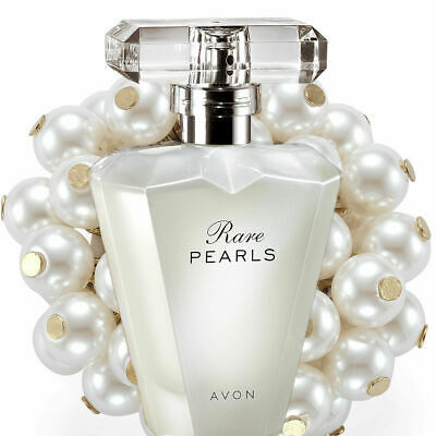 Avon Rare Pearls Eau de Parfum Spray EDP Fragrance ~ 50ml