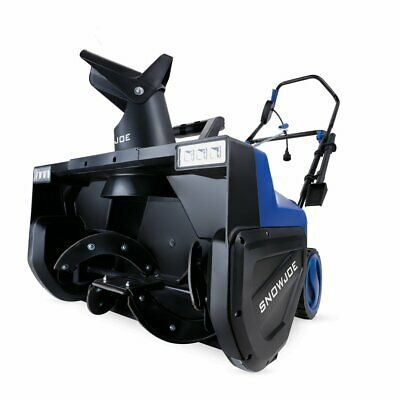 Snow Joe Electric Snow Thrower | 22-Inch | 15-Amp | Dual LED Lights