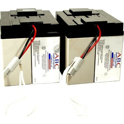 Abc Ups Replacement Battery - Abc Ups Replacement Battery Rbc 55 - 18000 Mah - 12 V Dc - Maintenance-free,