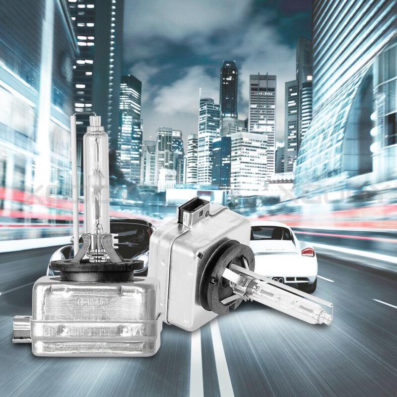 D1S D1C D1R HID Xenon Headlight Light bulbs 1 Pair Car Factory Replacement 35W
