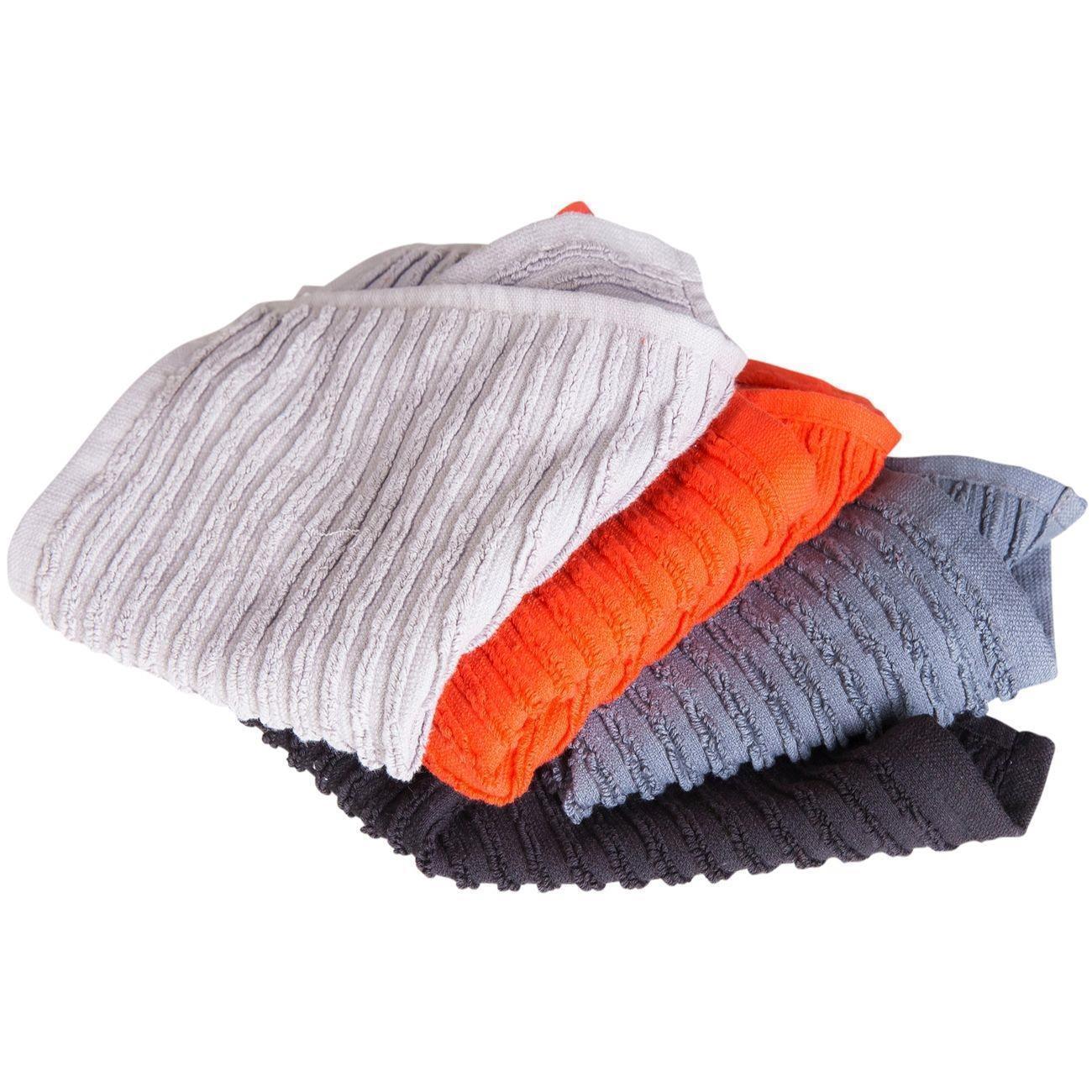 4 x Spültuch Spültücher Küchentuch Küchentücher 100/% Baumwolle Küche Putzen