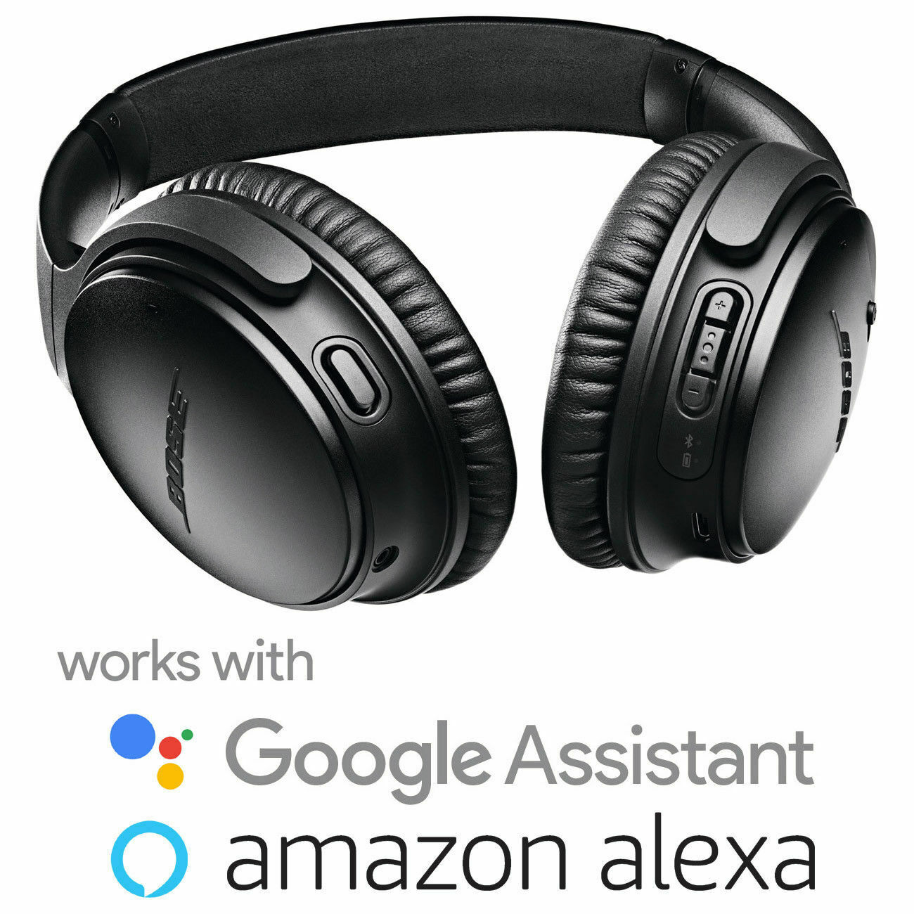 Bose QuietComfort 35 II Wireless Headphones Noise-Cancelling
