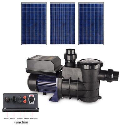 0.75HP Nectar Solar Pool Pumps FreeSea FLS-550/60 60VDC 550W 9A with Solar 0.75 Hp Pool Pond