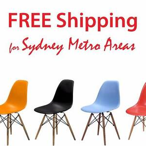 SALE - Eames Style DSW Dining Chair (set of 4) Zetland Inner Sydney Preview