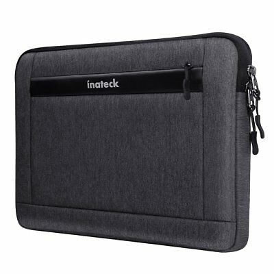 Inateck 13 Inch Laptop Sleeve Shockproof Carry Case Splash-proof Bag For Macbook