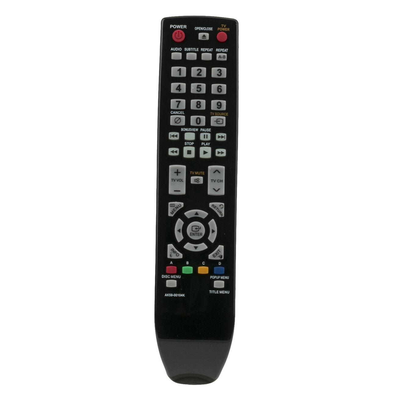 Nuevo control remoto de repuesto AK59-00104K para Samsung Soundbar BD-P1590
