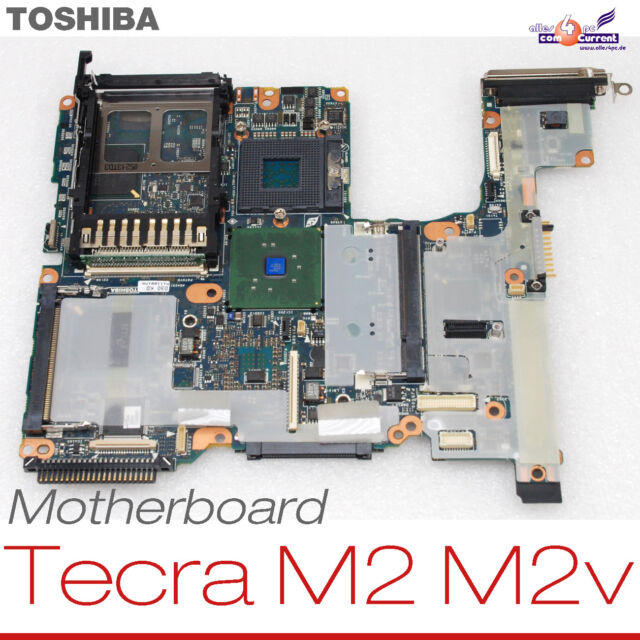 MOTHERBOARD NOTEBOOK TOSHIBA TECRA M2 M2v P000397950 A5A001030 MAINBOARD NEW 041