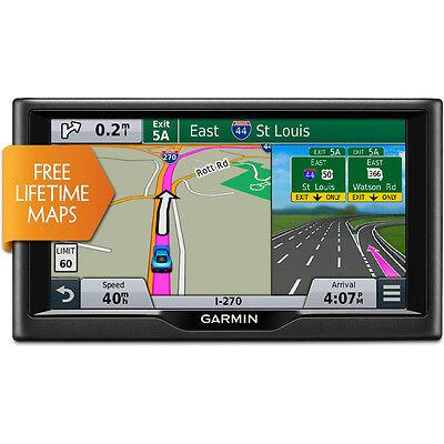 Garmin Nuvi 67Lm 6  Gps W  United States Lifetime Maps 010 01399 01