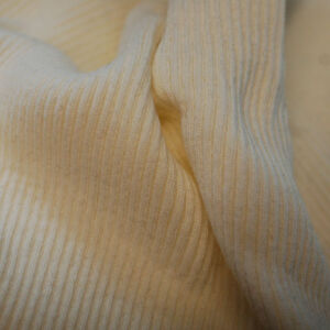Neotrims Lycra Feel Stretch Knit Rib Fabric Trimming Garment, Cuffs & Waistbands