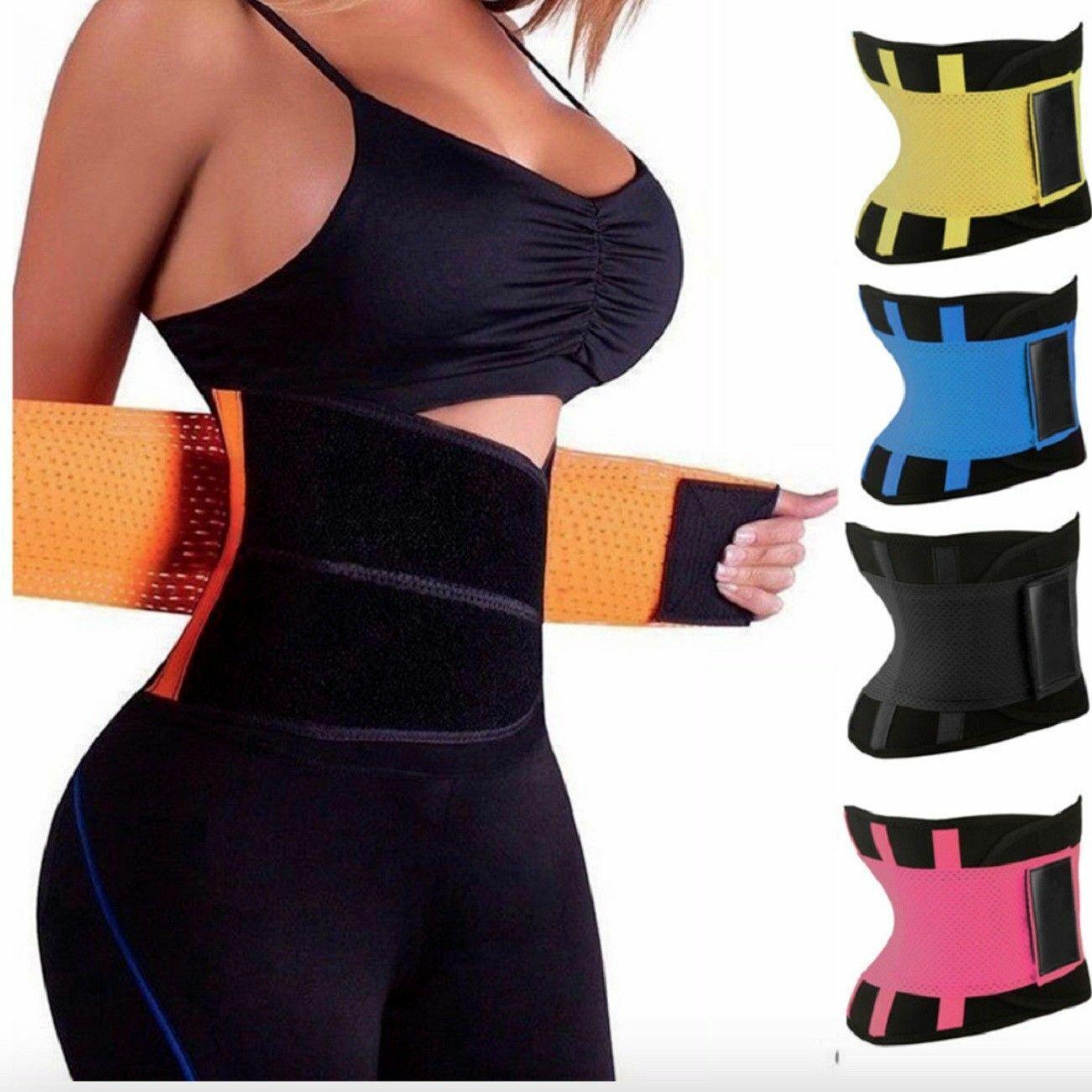 Elastic Waist Trainer Quick Weight Loss Products Men Women K
