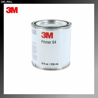3M Primer 94 Tape Adhesion Promoter DI-NOC Vinyl Wrap 1/2 Pint (8 fl oz, 236mL)