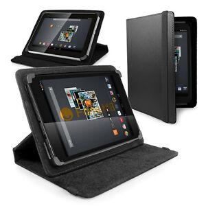 luxfolio stand leather case wallet for gigaset qv830 8 tablet ebay. Black Bedroom Furniture Sets. Home Design Ideas