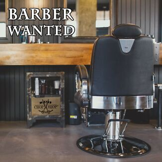 Qualified Barber wanted Surry Hills Inner Sydney Preview