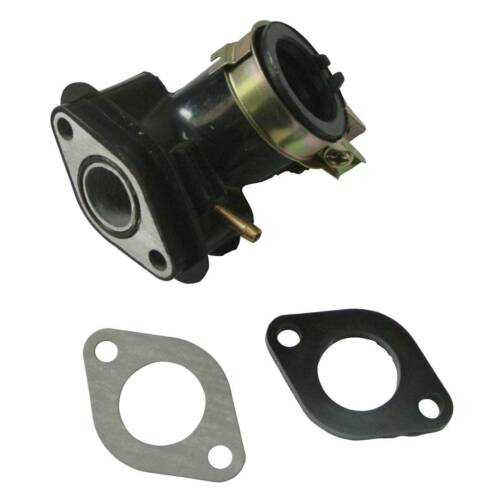 INTAKE MANIFOLD GY6 50cc+Spacer QMB139 MOPED SCOOTER SUNL GY6 50CC 60CC 80CC
