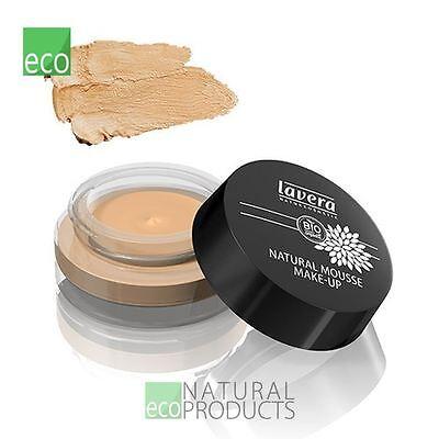 Lavera Natural Mousse Make-Up Ivory 01 - 15g
