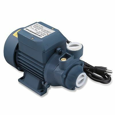1/2HP Water Pump - Electric Outdoor Pond Pool Transfer Centrifugal Bio Diesel