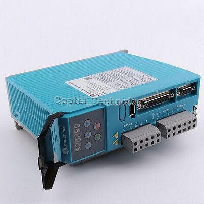 Leadshine Hybrid Servo Drive Hbs2206 120-230vac 6a 32bit 200-51200 Microstepping